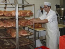 Positionnement des noix sur épicea
